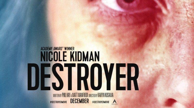 *Destroyer 2018 FULL. ONLINE. MOVIE. HD Free Movies