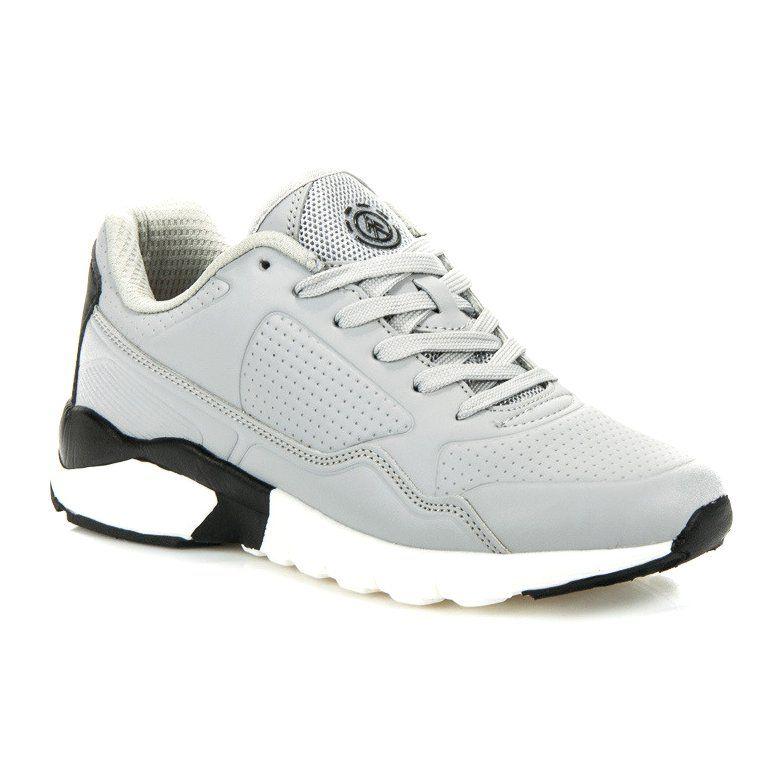 Ax Boxing Jasnoszare Obuwie Sportowe Air Max Sneakers Sneakers Nike Nike Air Max