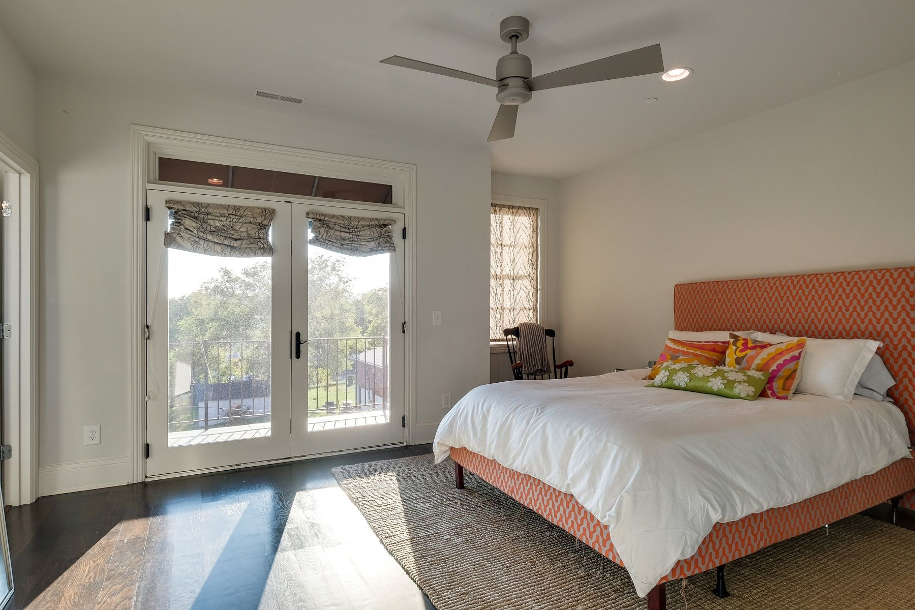 Master bedroom wardrobe designs inside  This CustomBuilt Townhome Features  Stories of Luxury  Bedroom