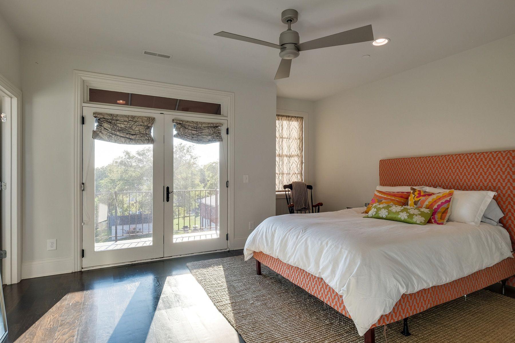 Master bedroom wardrobe designs inside  This CustomBuilt Townhome Features  Stories of Luxury  Bedroom