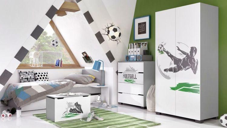 Jugendzimmer weiß gestalten   Mit diesen Ideen wird der Raum perfekt   Habitacion, Habitaciones ...