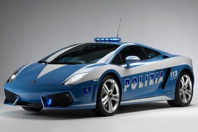 Top 10 The Best Police Cars In The World Top 10 Everythings Italian Police Car Police Cars Lamborghini Gallardo
