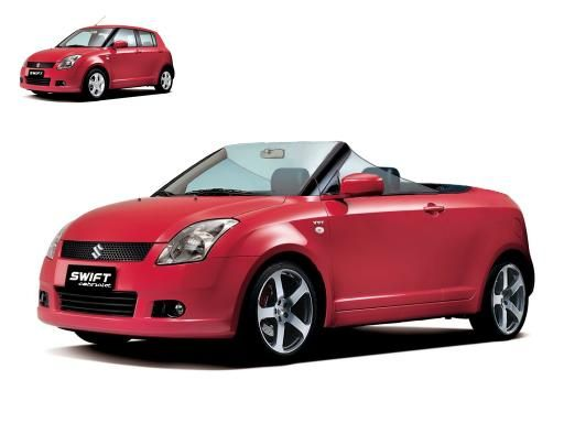 suzuki swift cabriolet suzuki suzuki swift car cars. Black Bedroom Furniture Sets. Home Design Ideas