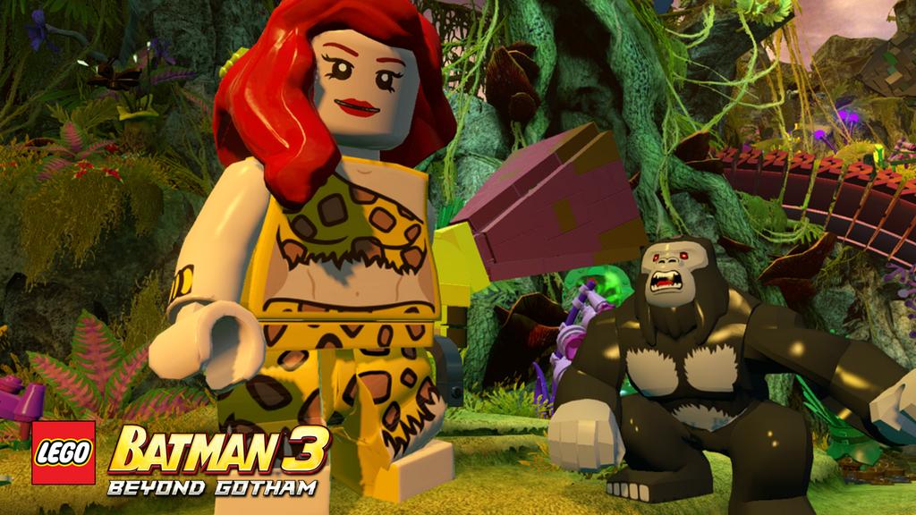 5323b90dccf0bb8a9a567b57bdaee7c6 - How To Get Gorilla Grodd In Lego Batman 2