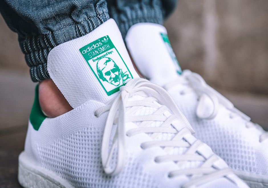 new product 8e88d dcfad adidas just combined their trendiest retro silhouette, the Stan Smith, with  their two innovations