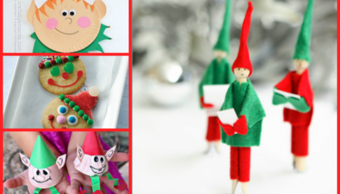 Elf on the Shelf Ideas for Arrival 10 Free Printables