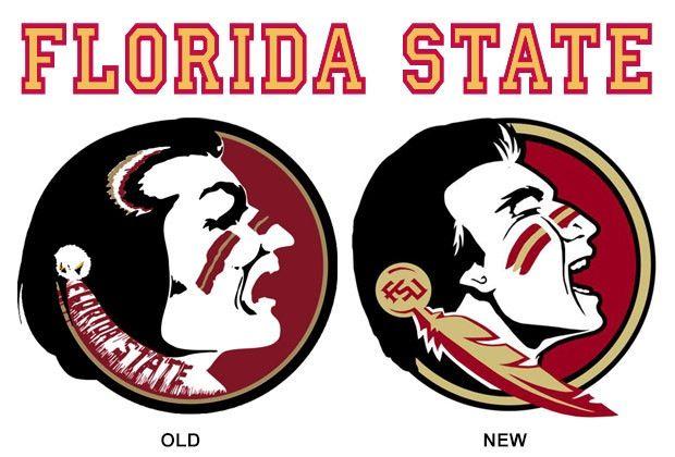 Fsu Seminole S New Logo I Like It Fsu Logo Florida State Seminoles Logo Florida State Seminoles
