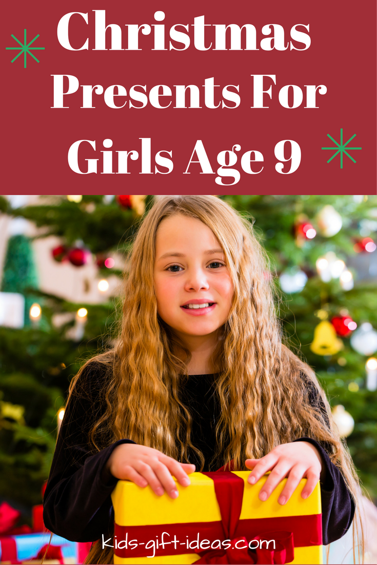 Great Gifts 9 Year Old Girls Will Love! TOP PICKS