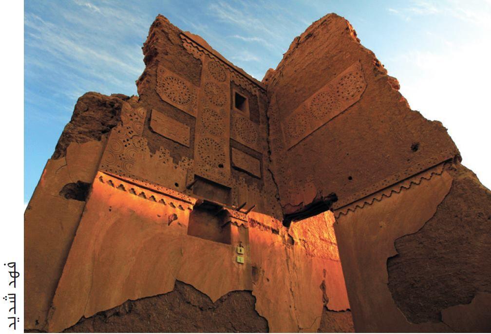 اطلال جلاجل في المملكة العربية السعودية Saudi Arabia Monument Valley Archaeological Site