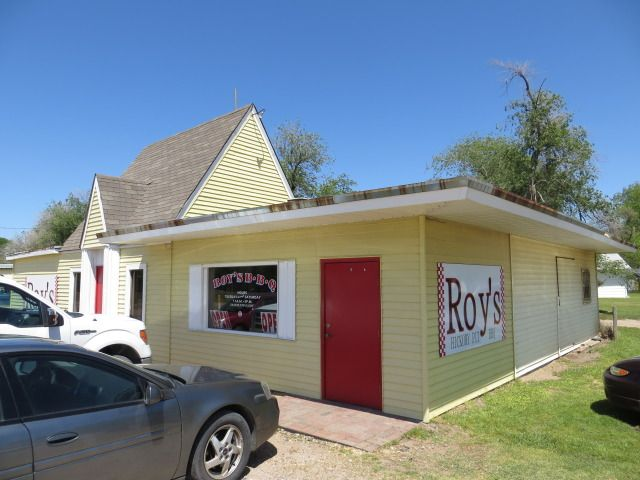Roy S Hickory Pit Bbq Hutchinson Kansas 1 From Photo Bucket Please Visit Bbq Pit Tea Room America Travel