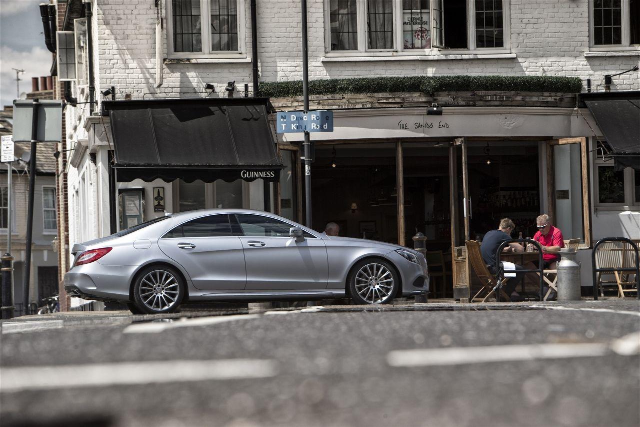 2015 Mercedes Benz Cls Class Review Mercedes Benz Cls Mercedes Benz Mercedes
