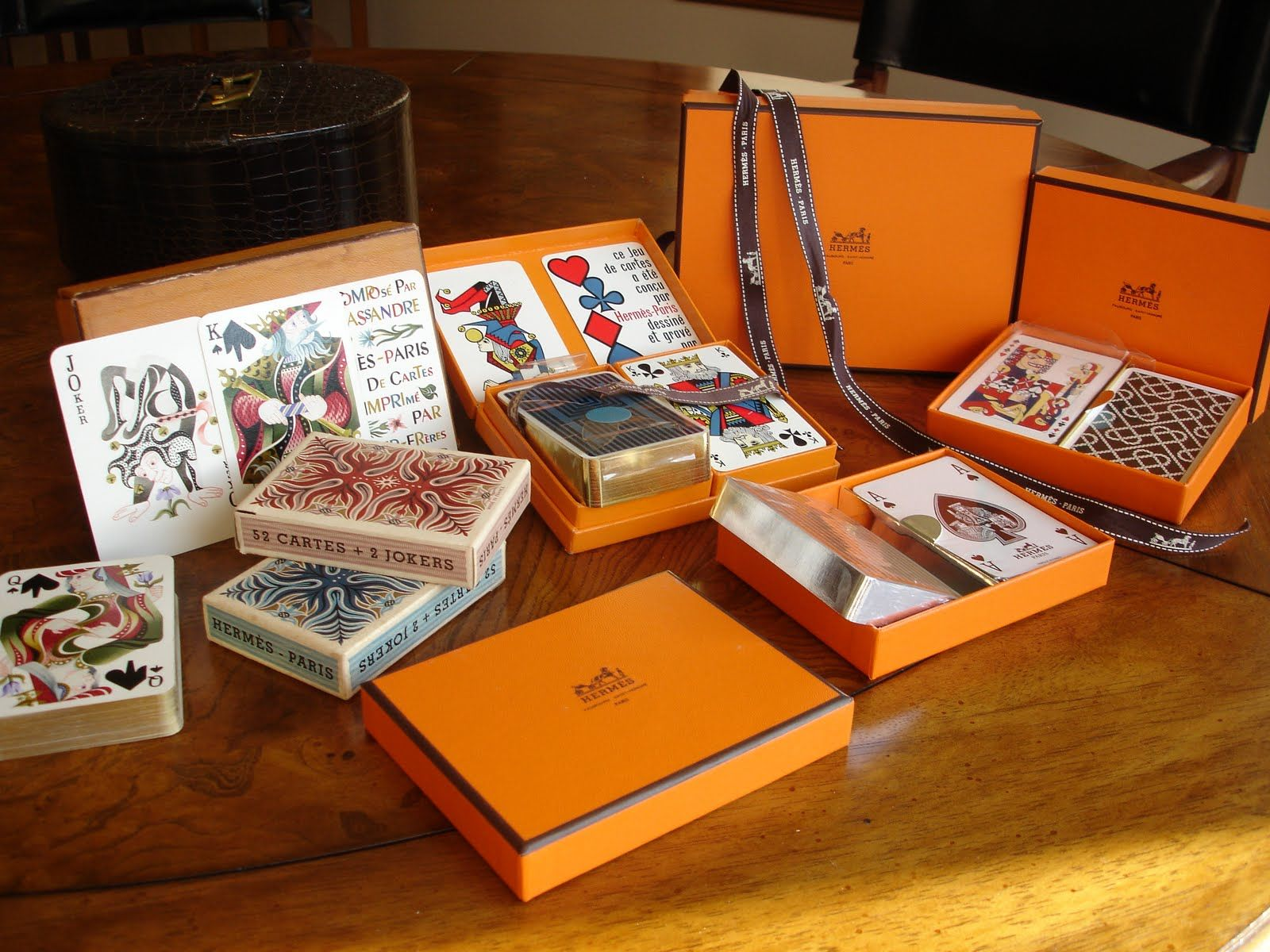 Hermes Playing Cards | Sweet Decks