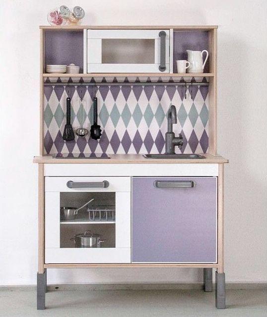 les meilleurs relooking de la cuisine enfant d 39 ikea d co. Black Bedroom Furniture Sets. Home Design Ideas