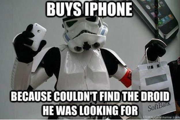 26 Pictures Only Fans Of Star Wars Will Think Are Funny Star Wars Humor Star Wars Memes Geek Humor