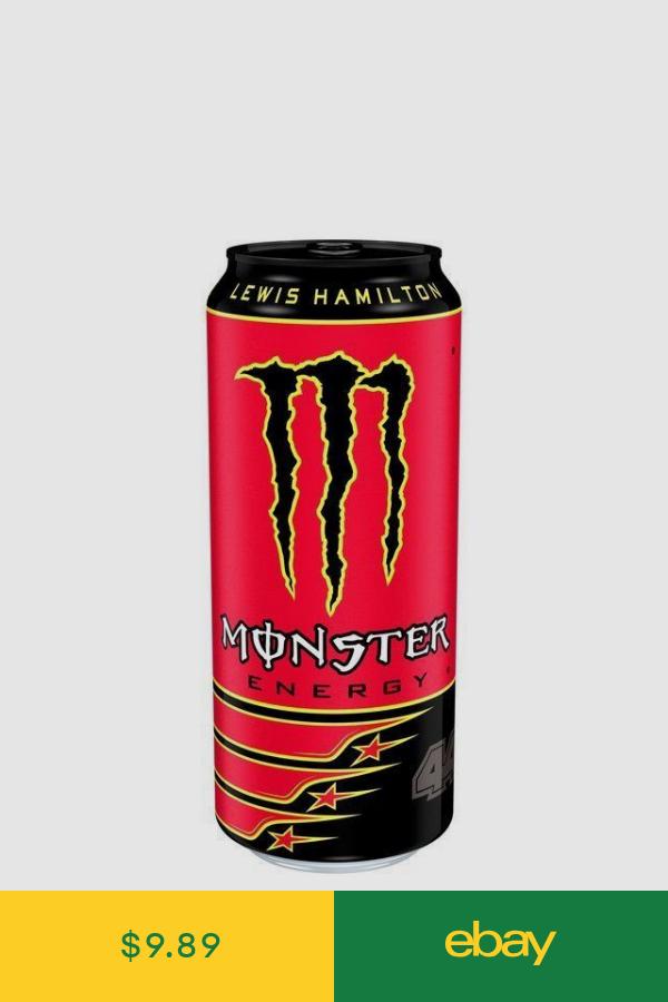Monster Soft Drinks Home Garden Ebay