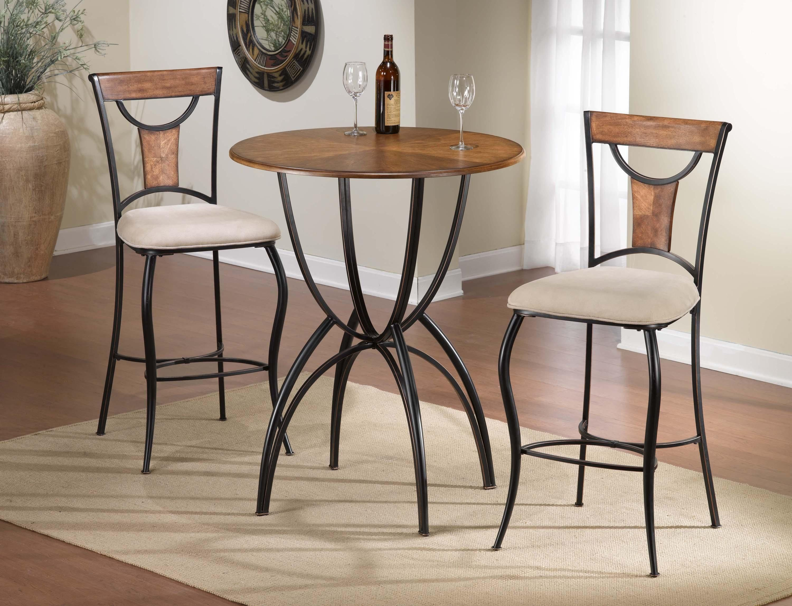 Kitchen Bistro Table And 4 Chairs
