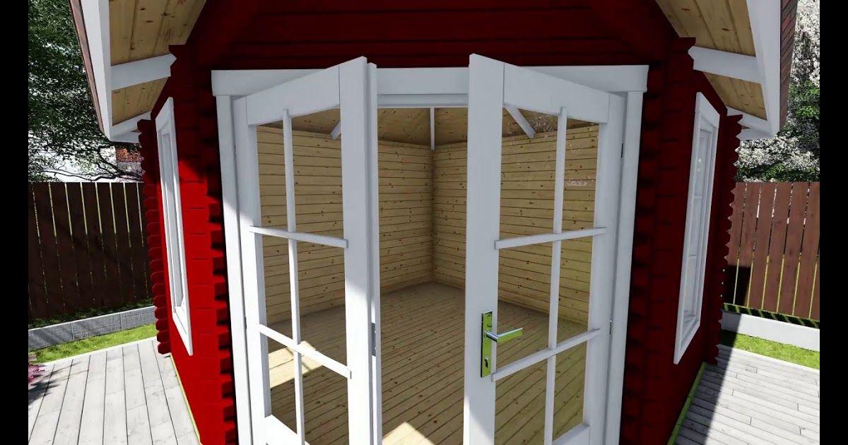 Gartenhaus Holz 5 Eckig Home decor, Decor, Home