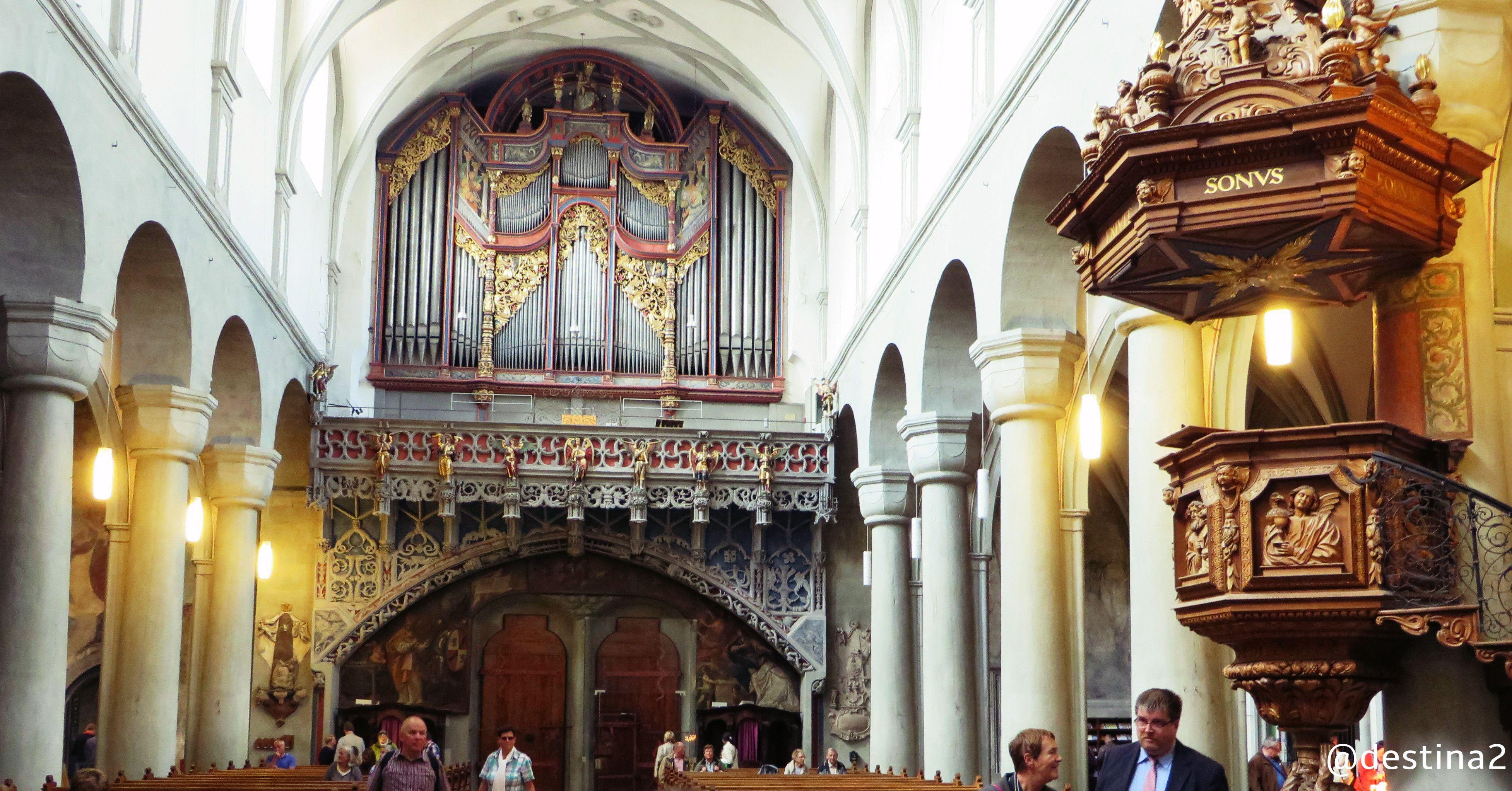 Constanza.- Catedral