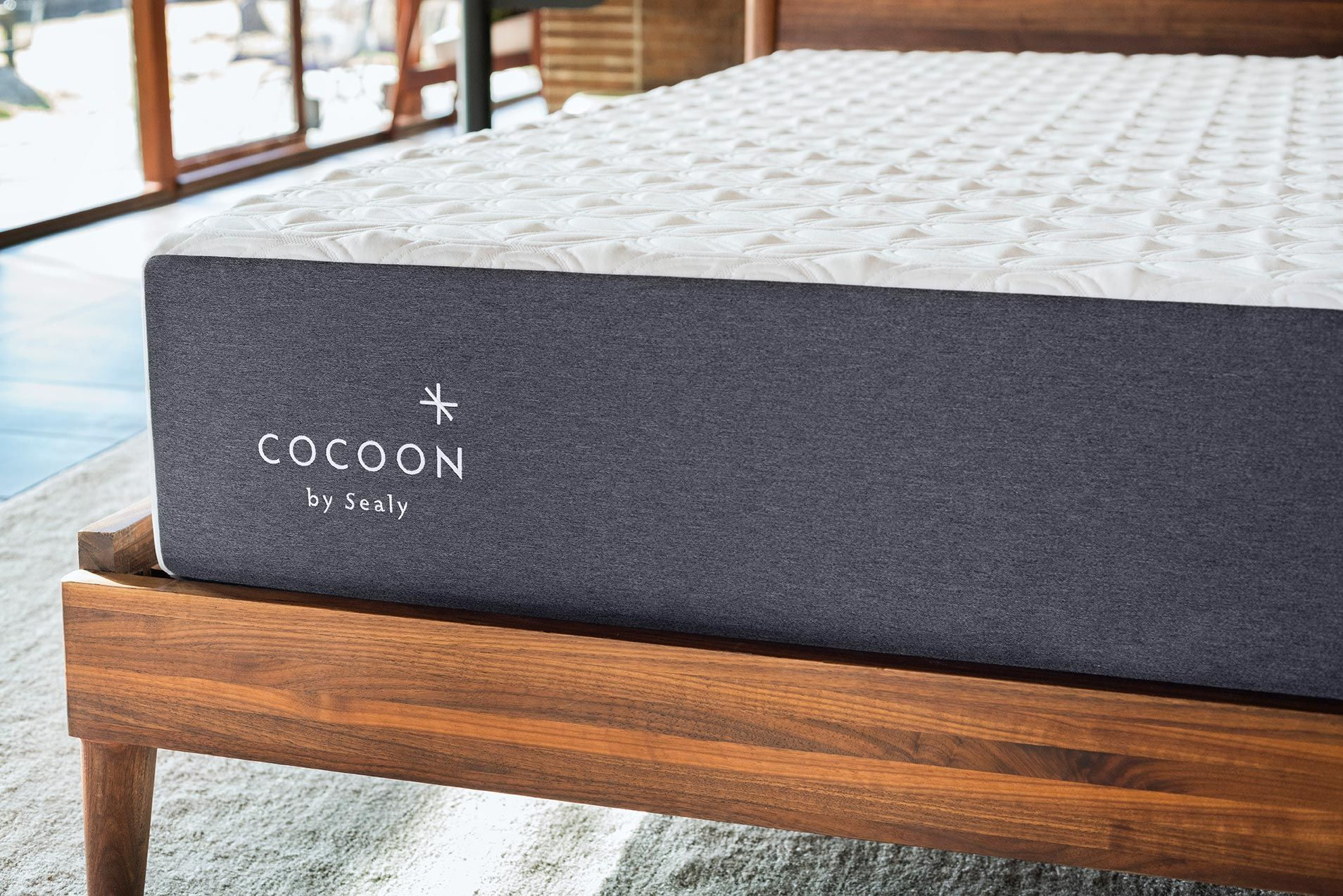Cocoon Classic Cocoon By Sealy Best Mattress Mattress Bedroom