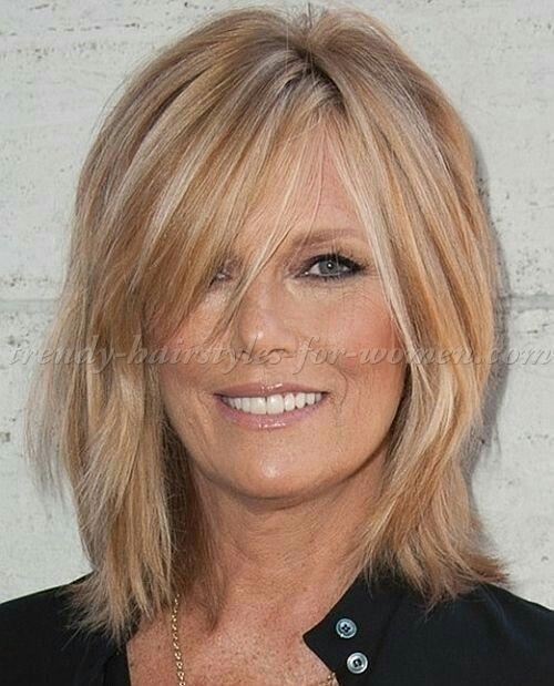 Decent Haircuts For Fine Hair Over 40 Medium Hair Styles Medium Length Hair Styles Hair Styles