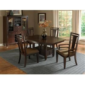 Shop For Broyhill Northern Lights Dining Table 5312 Tbl And Other Room Tables At Hickory Furniture Mart In NC