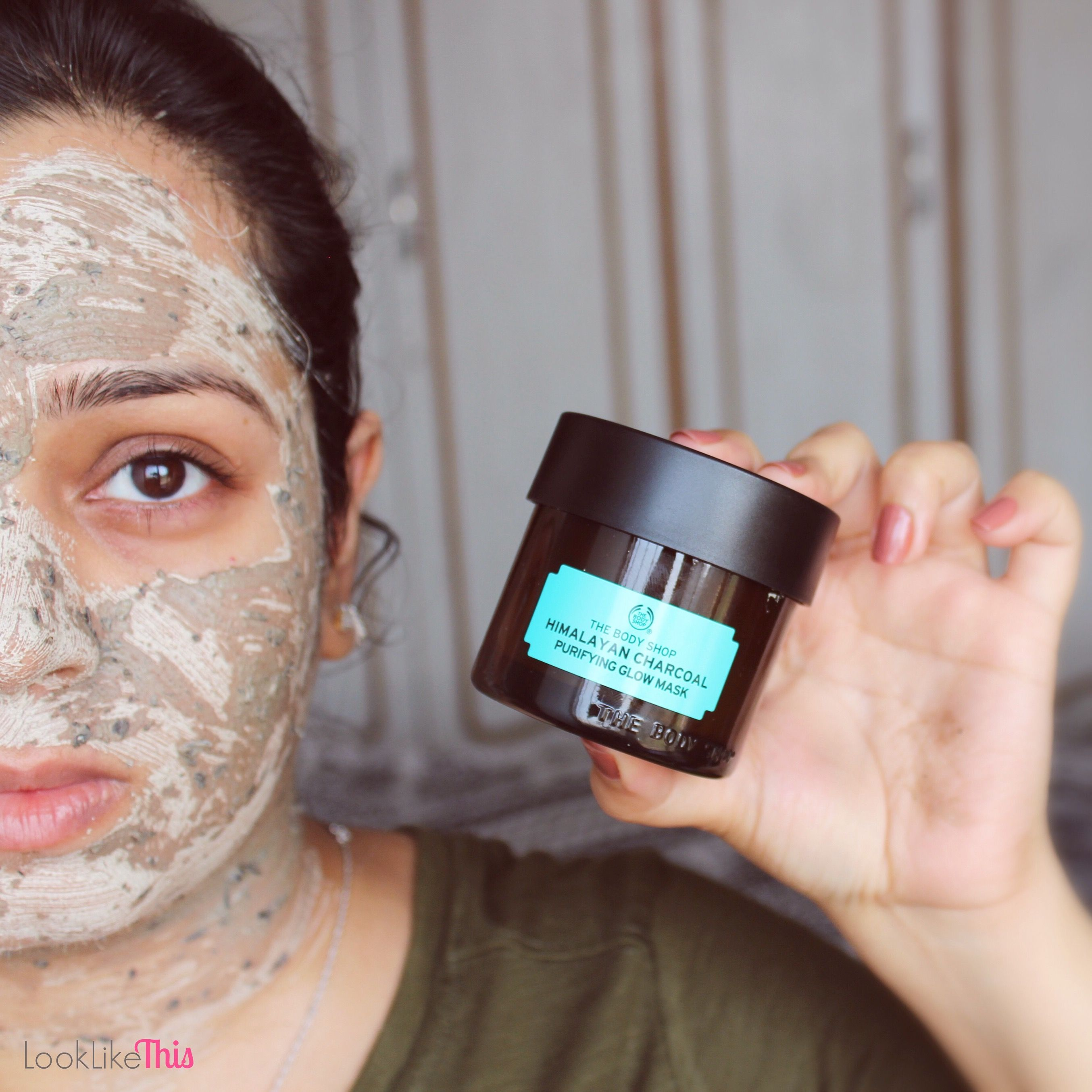 body shop charcoal face mask review