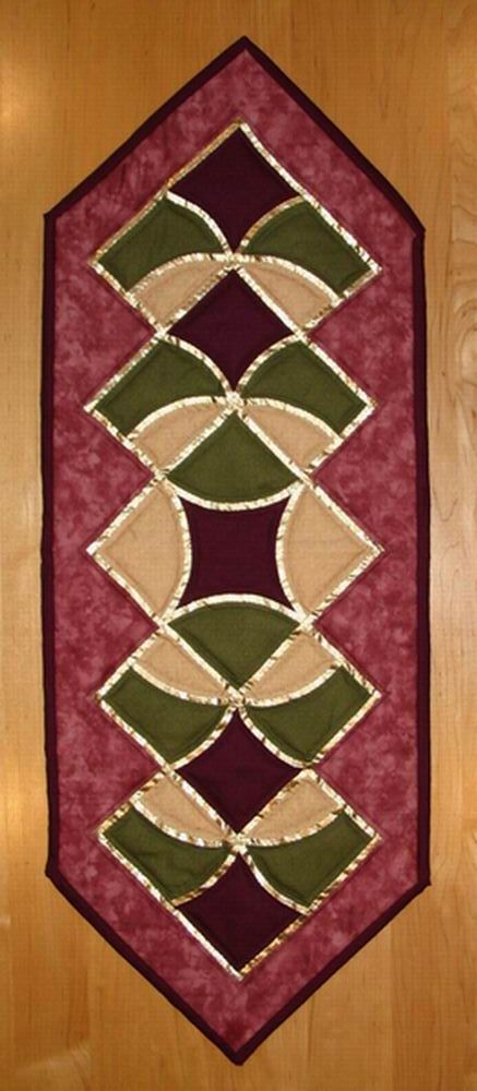 Free Download Table Runner Patterns | free tips ideas special ... : quilt patterns free download - Adamdwight.com