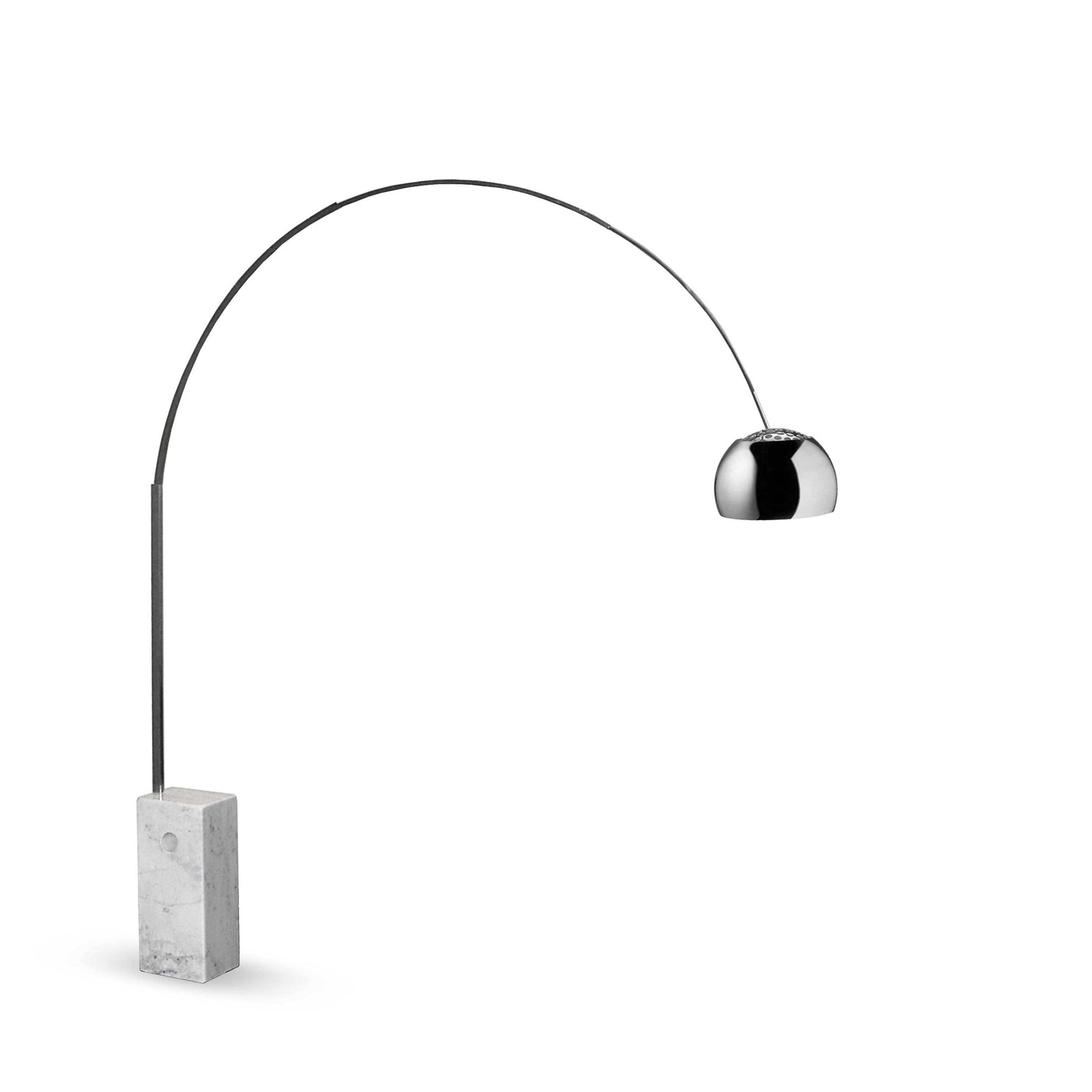 Arco Led-Floor Lamp-Flos-Achille Castiglioni | PERFECT LINES | Pinterest