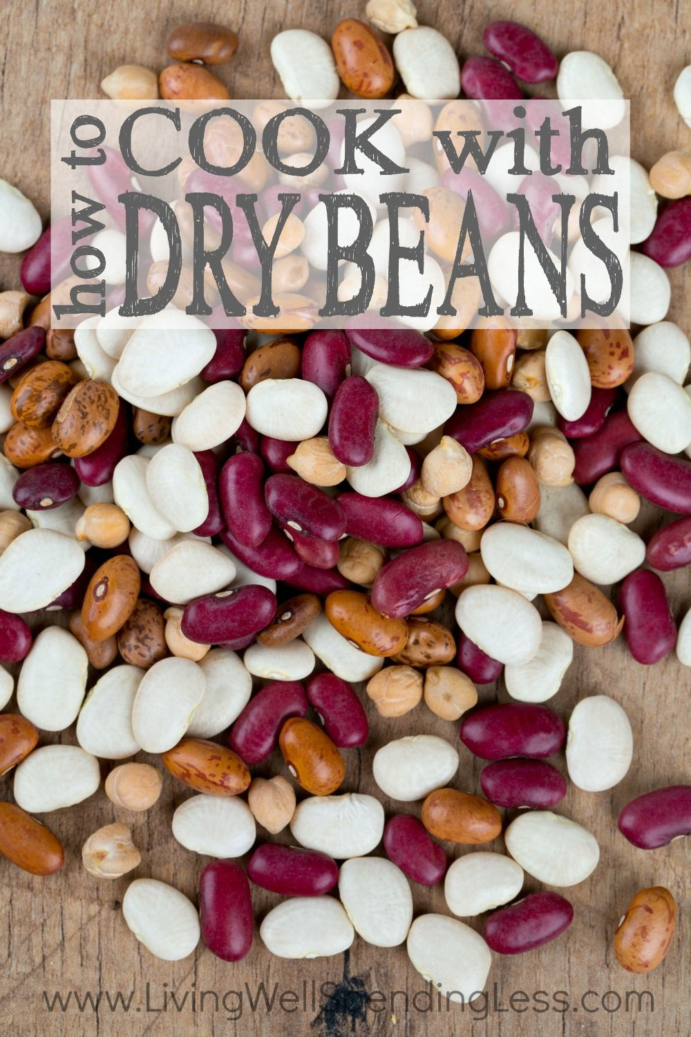 how to cook dried kidney beans recipe