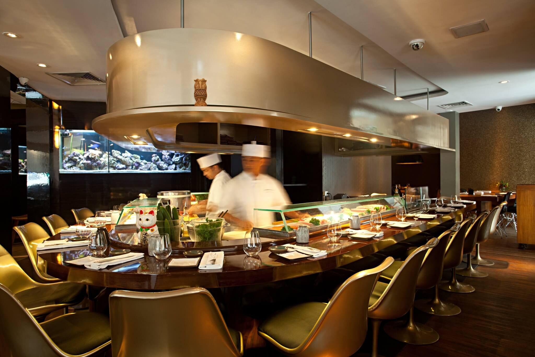 Sushi Leblon Restaurant