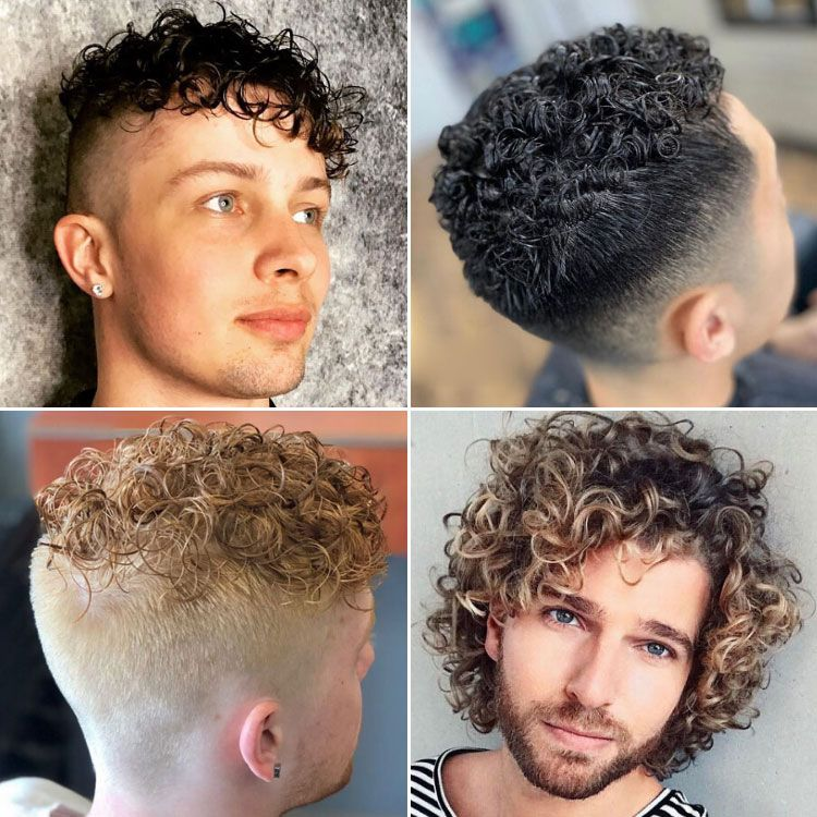 40 Best Perm Hairstyles For Men 2020 Styles In 2020 Permed Hairstyles Hair Styles Medium Curly Hair Styles