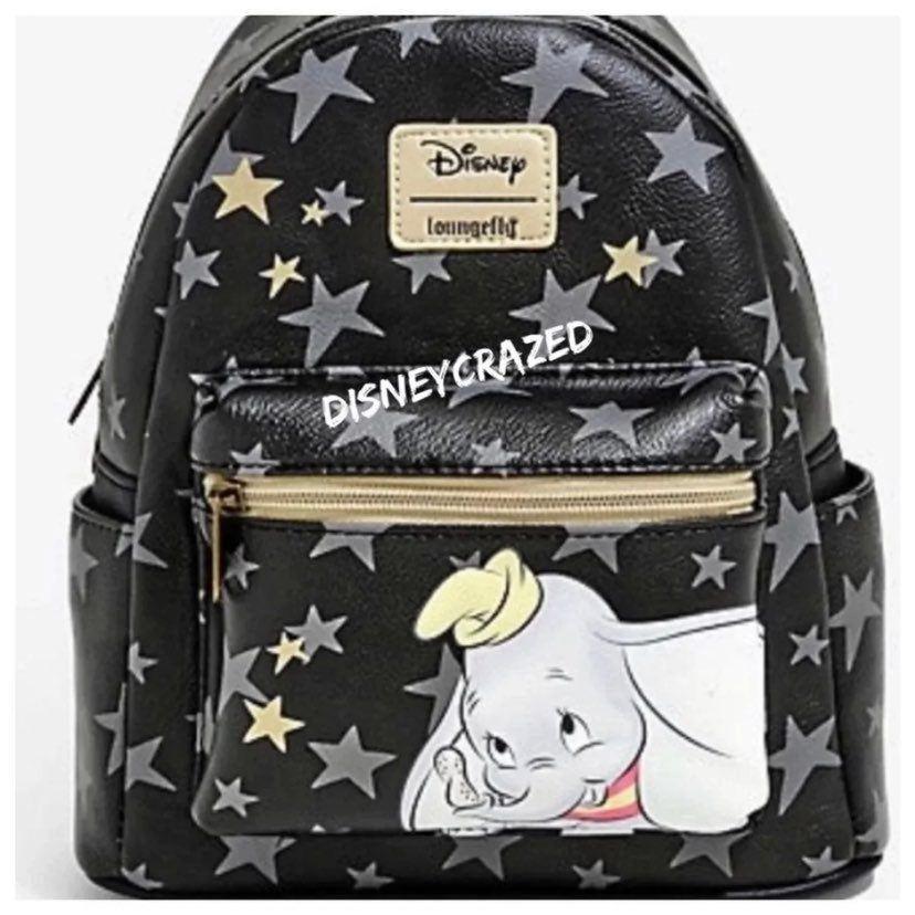 DUMBO New Kids Adjustable Strap Backpack