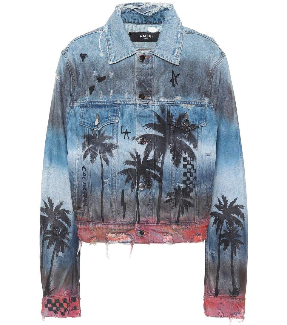 hot sale online 6e362 40d5c Pin von Angelika Kroll auf denim jacket   Jeans jacken ...