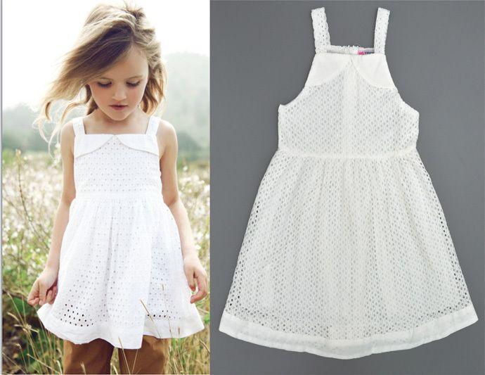 Baby girl dress suspender summer style new designer Toddler girl ...