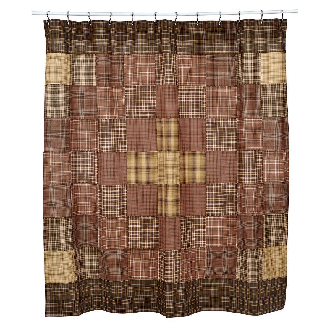 Prescott Shower Curtain - Country Village Shoppe
