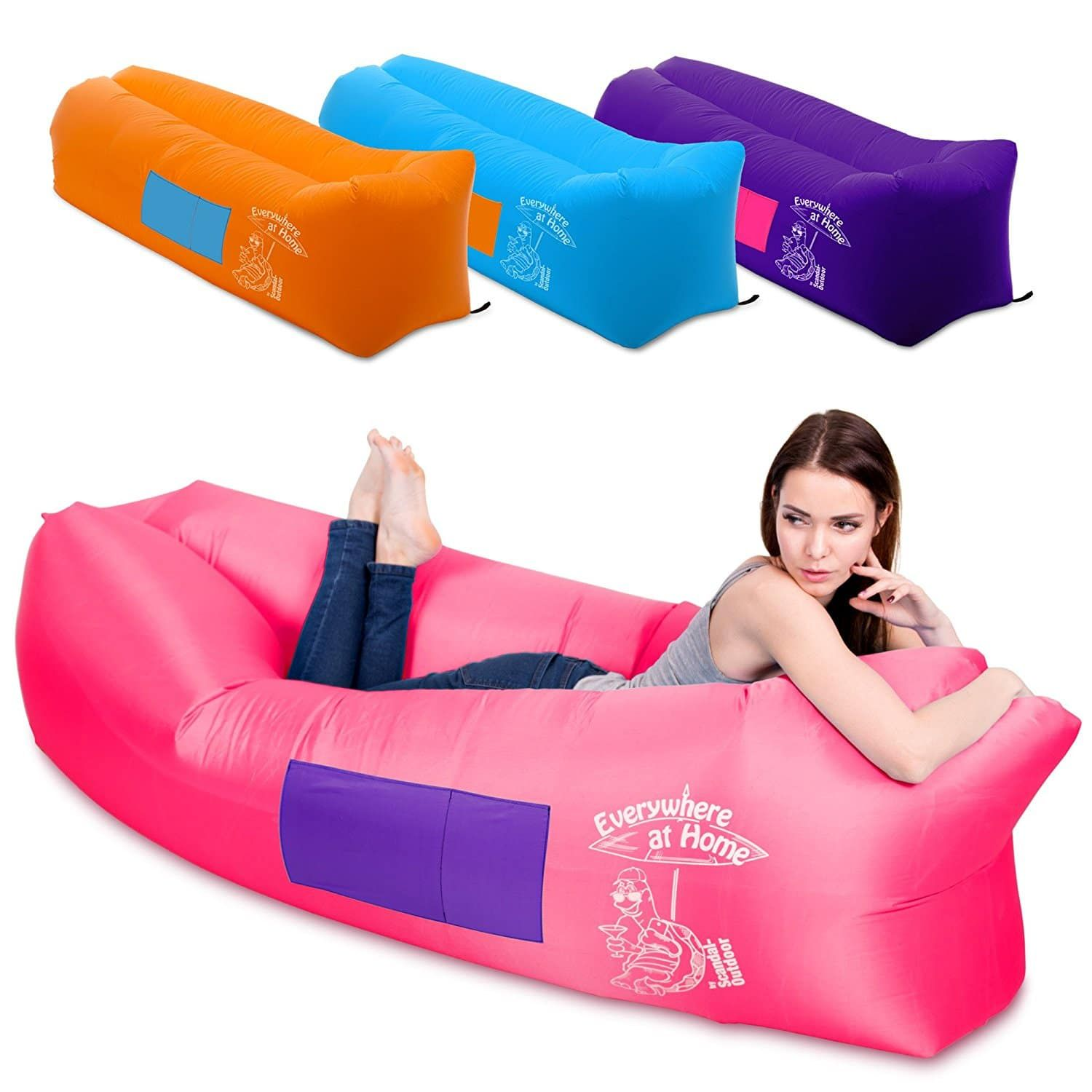 Top 10 Best Inflatable Loungers In 2020 Air Lounger Portable