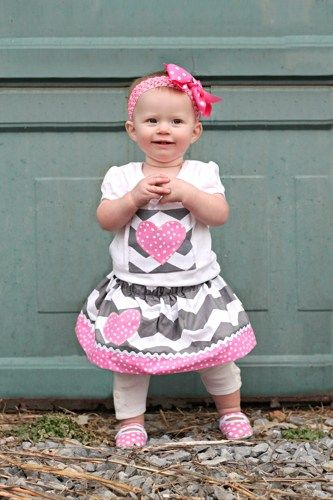 girls valentines day outfit baby girls valentine outfit girls skirts - Girls Valentine Outfits