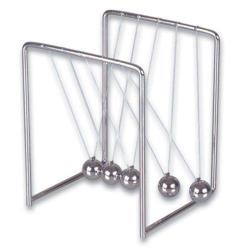 Metal Balance Ball Aka Newtons Cradle Executive Desk Toys Pinterest