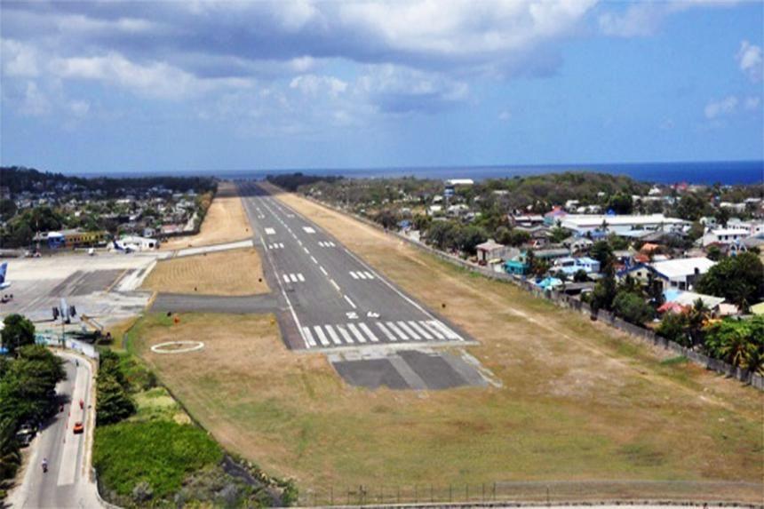 Reabiertos aeropuertos de San Andrés y Providencia tras pas ... - El Heraldo (Colombia)
