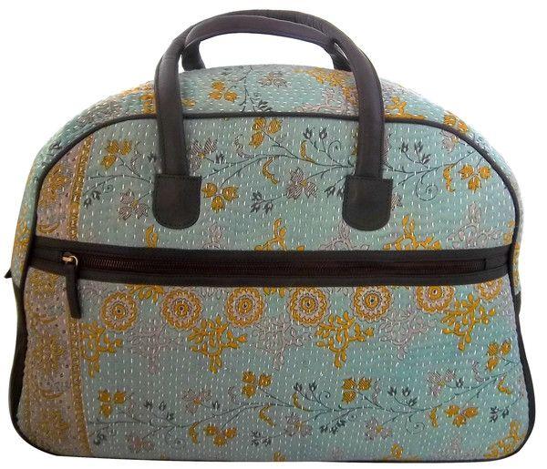 Rising Tide Fair Trade - Arla Weekender Bag