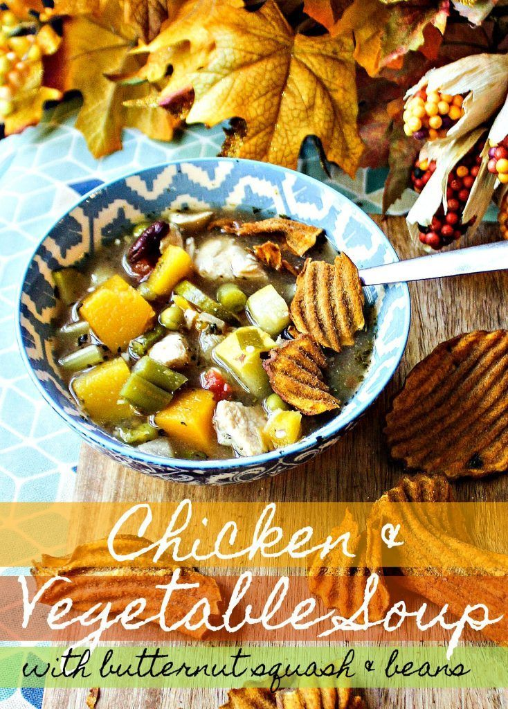 how long to cook vegetable soup in crock pot