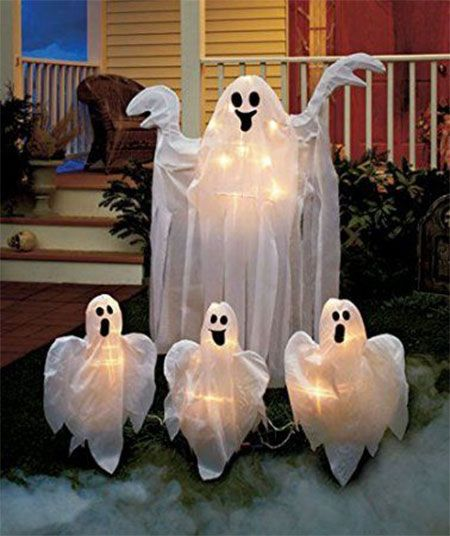 15 Cheap, Home Made, Indoor Outdoor Halloween Decoration Ideas 2015 - halloween ideas party