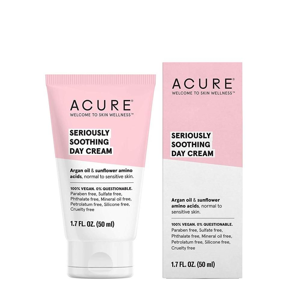 ACURE Seriously Soothing Day Cream, 1.7 Fl. Oz In 2019