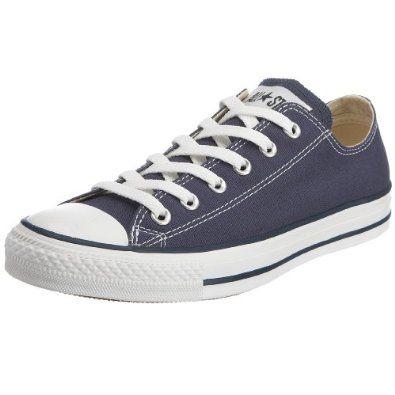 converse blu navy