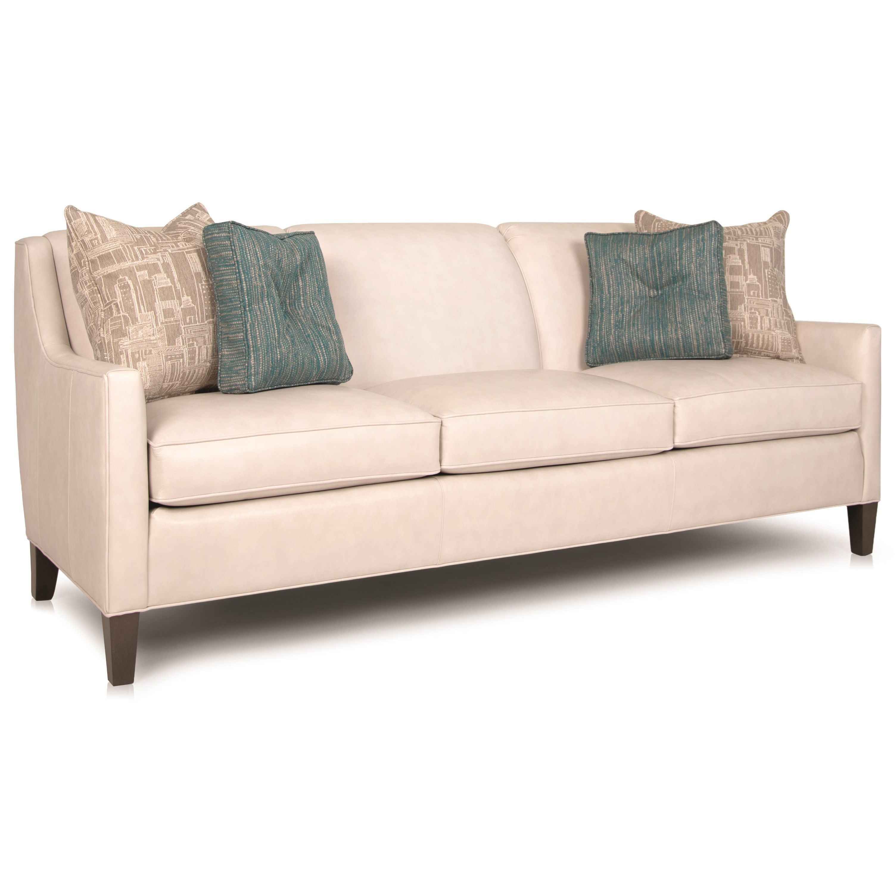248 Sofa By Smith Brothers At Darvin Furniture Mattress Furniture Furniture Sofa