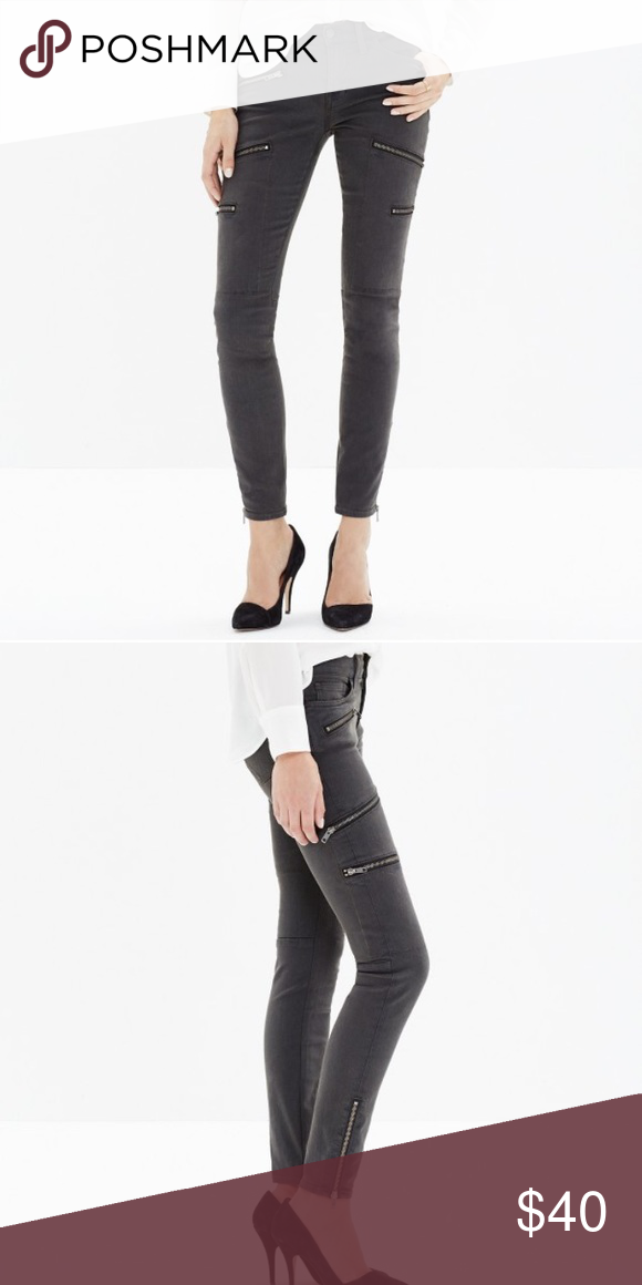 b548af394e4814 Madewell Skinny Skinny Zip Jeans Multi-Zip Edition Great condition! Madewell  Pants Skinny