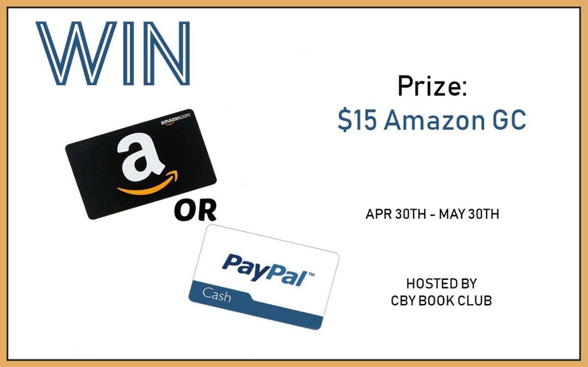Bookaday giveaway win a 15 amazon gift card amazon