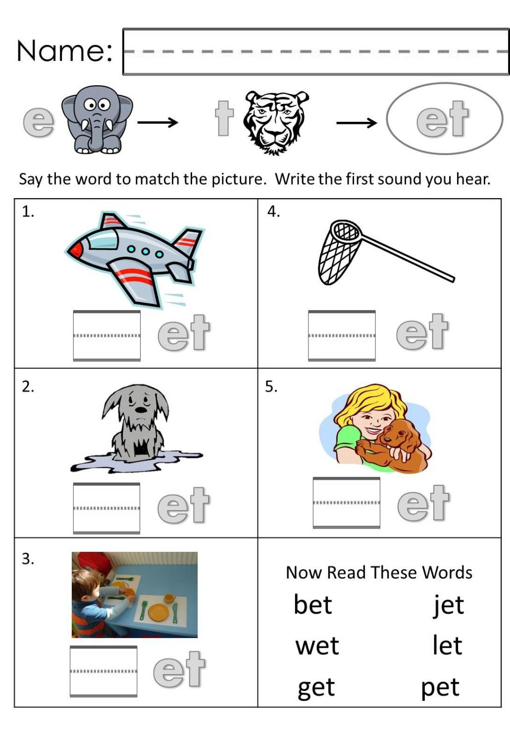 Free Printable Autism Worksheets That Are Mesmerizing