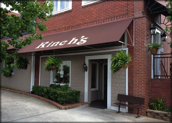 Kinch S Restaurant Homestyle En Food Downtown Rockhill