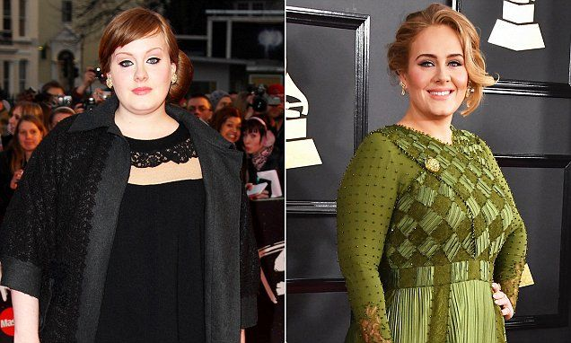 Adele S Personal Trainer Reveals How She Slimmed Down Daily Mail Online How To Slim Down Adele Weight Celebrities